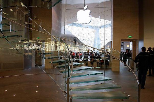 Запуск iPhone 5 во Франции под угрозой срыва
