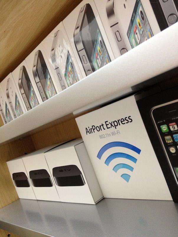 Житель Гонконга соорудил Apple Store у себя дома