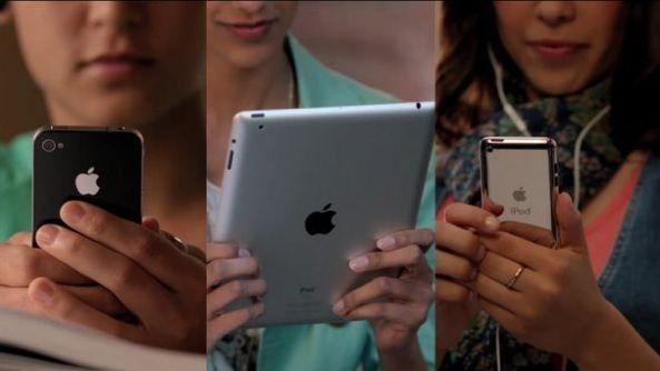 75 процентов молодых людей в США пользуется смартфонами
