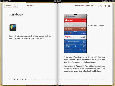 Скачать инструкцию iPhone 5 уже можно в Bookstore