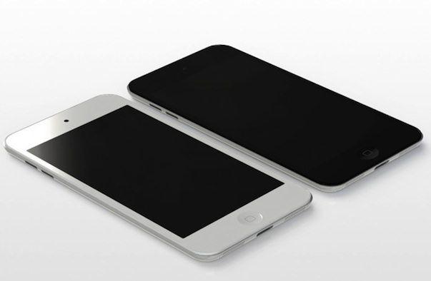 Новый iPod Touch будет иметь 4-х дюймовый дисплей и процессор A5