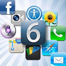 Скачать iOS 6 для iPhone 3GS/4/4S/5, IPad 2/3 и iPod Touch 4/5