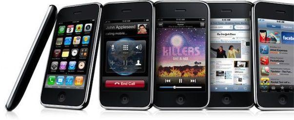 Apple подтверждает прекращение производства iPhone 3GS