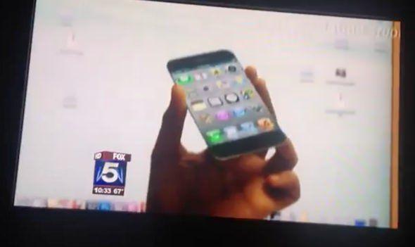 Epic Fail. Американский телеканал Fox News сообщил, что iPhone 5 будет оснащен лазерной клавиатурой
