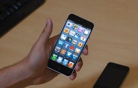 Видеоконцепт iPhone 5 и iPad 3 - все в одном!
