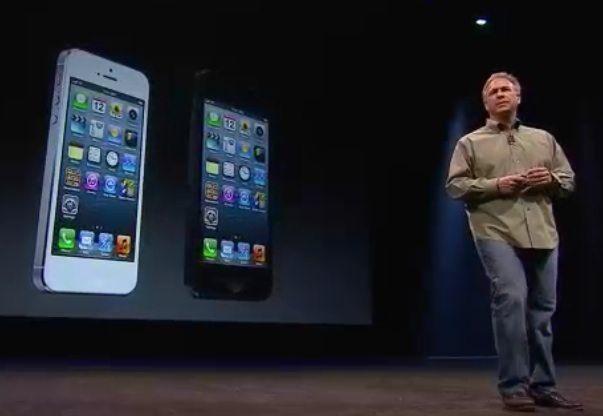 Видео презентации iPhone 5 доступно в сети