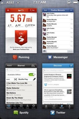 Твик MissionBoard Pro заменит меню многозадачности в стиле эскизов приложений