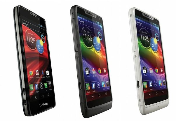 Motorola анонсировала флагманскую линейку смартфонов RAZR HD