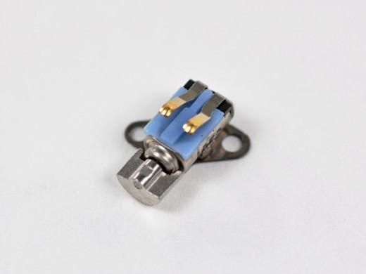 В iPhone 5 установлен вибро-мотор старого образца
