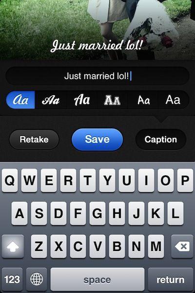 ВКонтакте представит мобильный фоторедактор Pictograph для iPhone