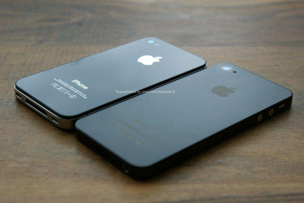 В сети появились фотографии и видео прототипа iPhone 5