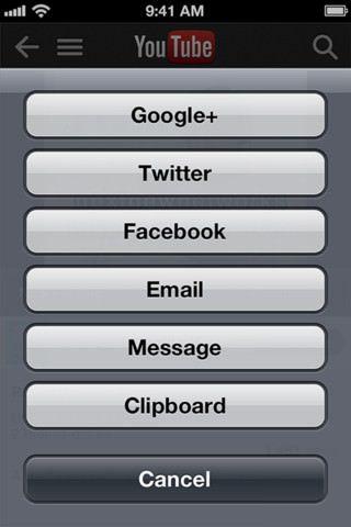 Скачать YouTube для iPhone, IPad и iPod Touch уже можно в Apple Store