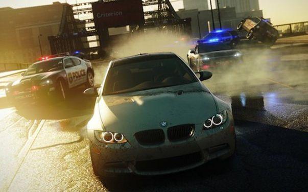 Tрейлер Need For Speed: Most Wanted для iPhone, iPod Touch и IPad появился в сети