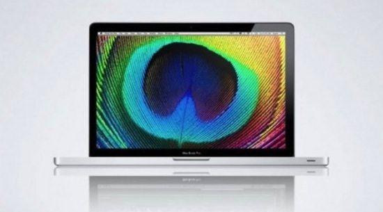 Вместе с iPad mini будет представлен 13 дюймовый MacBook Pro с экраном Retina