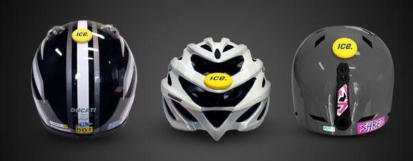 ICEdot Crash Sensor - датчик спасающий мотоциклистов
