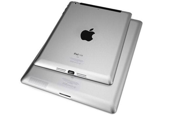 Все что мы знаем об iPad mini