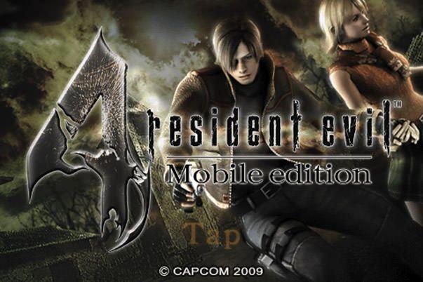 Достойный представитель ужасов: Resident Evil 4 для iPhone и iPod Touch