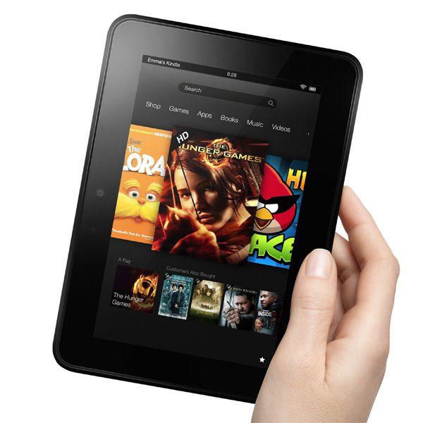 Продажи Kindle в выходные выросли в 2 раза, но опять никаких конкретных цифр