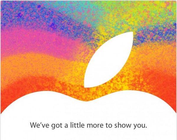 Apple разослала приглашения на презентацию IPad mini, которая состоится 23 октября