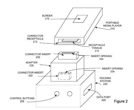 Apple работает над беспроводным адаптером коннектора Lightning