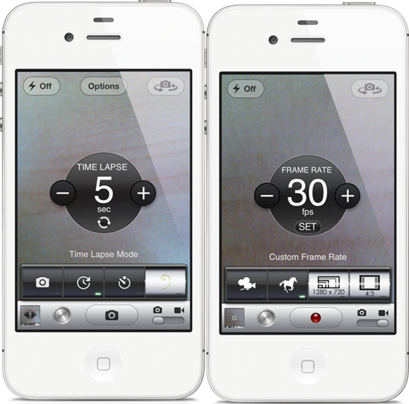 Джейлбрейк-твик CameraTweak увеличит возможности стандартной камеры на iOS устройствах