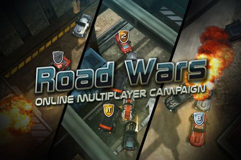 Скачать Death Rally - Битва машин началась! для iPhone и iPad [AppStore / Обзор]