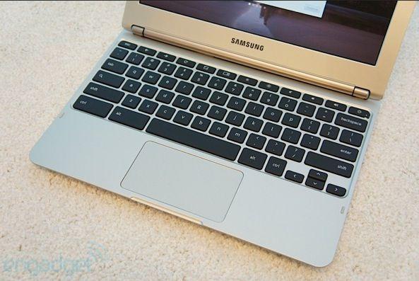 Google и Samsung представили Chromebook - ноутбук, сильно напоминающий MacBook Air