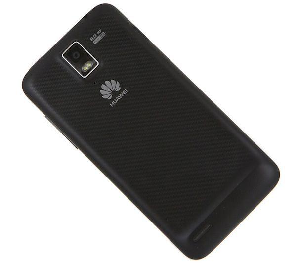 Huawei Ascend d1 - конкурент iPhone 5?