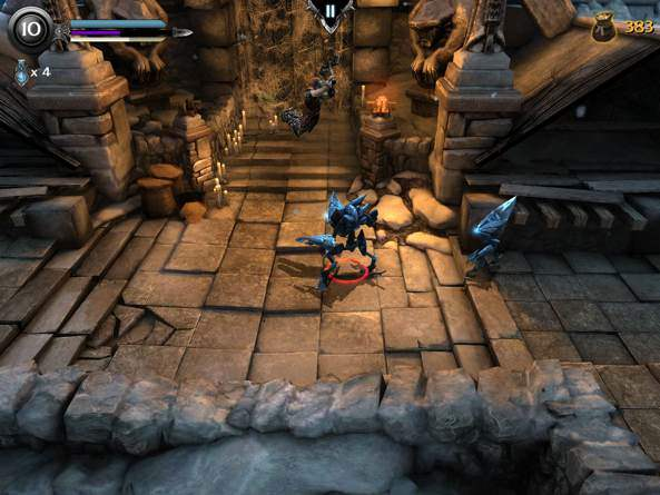 Выход Infinity Blade Dungeons для iOS отложен до 2013 года