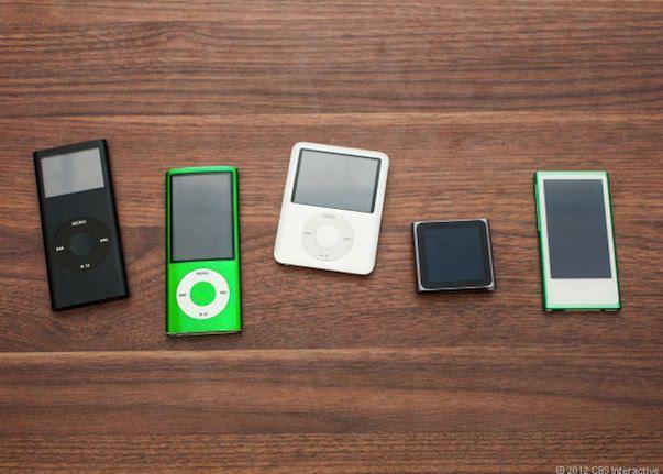 Обзор iPod Nano 7 поколения