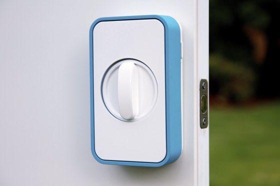 Lockitron анонсировала дверной замок с дистанционным управлением для iPhone