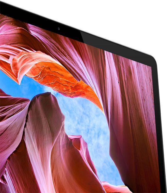 Знакомство с 13-дюймовым MacBook Pro с дисплеем Retina