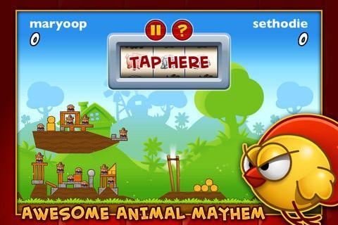 Скачать Mad Cows для iPhone и iPad [AppStore / Обзор]