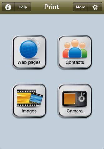 Как распечатать прямо с iPhone или iPad при помощи приложения Print
