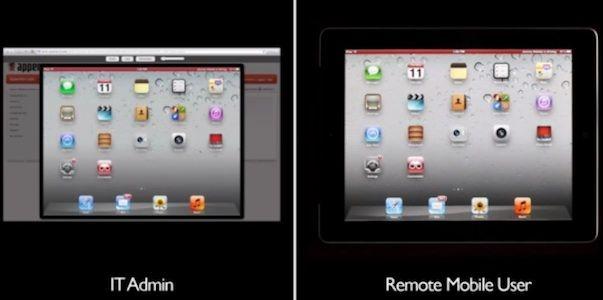 Apperian представила первое решение для удаленного контроля устройств на iOS
