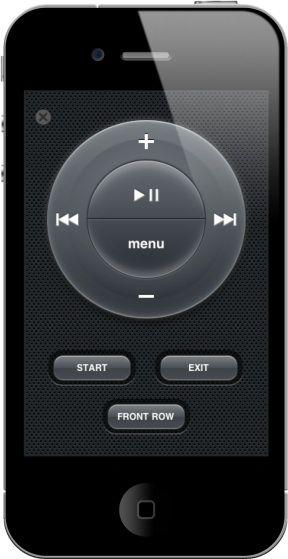Следующий продукт Apple - пульт дистанционного управления?
