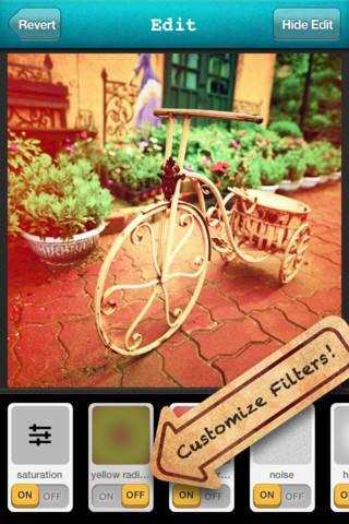 Скачать Vintique - отличную альтернативу Instagram для iPhone, iPod и iPad