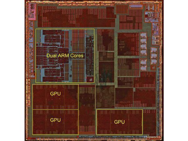 Apple серьезно подумывает о прекращении закупок процессоров А6 у Samsung
