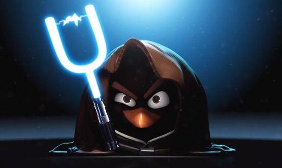 Новая серия Angry Birds - Star Wars появится в App Store 8 ноября