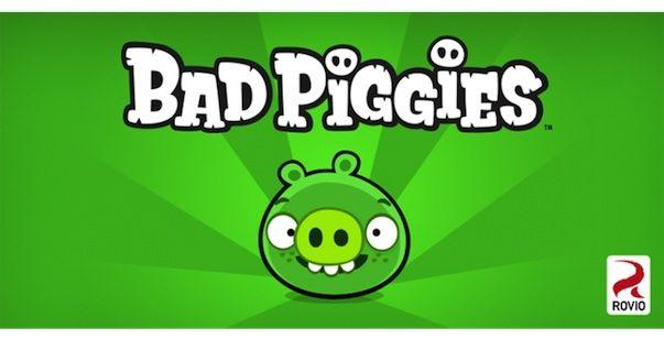 Вышло первое обновление игры Bad Piggies от компании Rovio под названием Flight in the Night