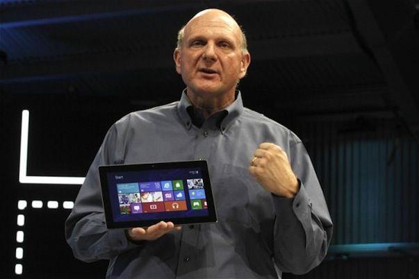 """Пост-PC-шный синдром Microsoft или попытка получить прибыль """"давно минувших дней"""""""