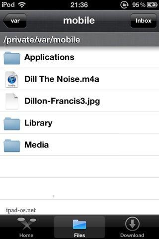 Как добавить музыку в iPod, iPhone и iPad без iTunes, используя твик Bridge