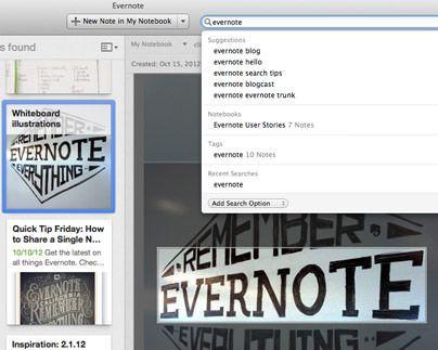 Скачать Evernote 5 для Mac можно будет уже в ближайшие дни