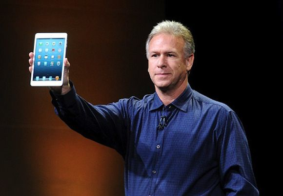 Фил Шиллер об отсутствии оптического привода в новых iMac и стоимости iPad mini