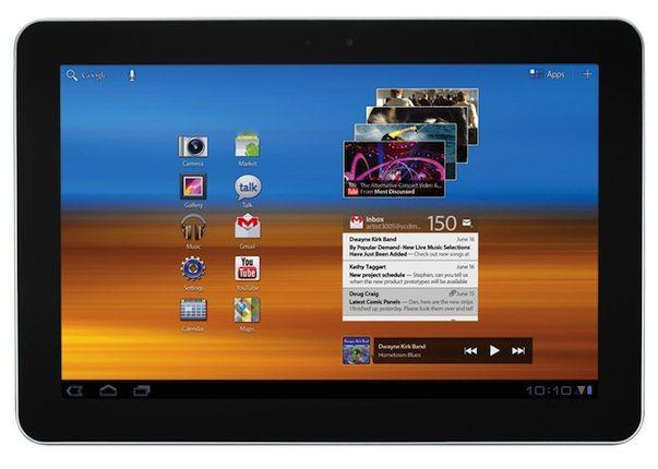 Суд США снял запрет на продажи Samsung Galaxy Tab 10.1