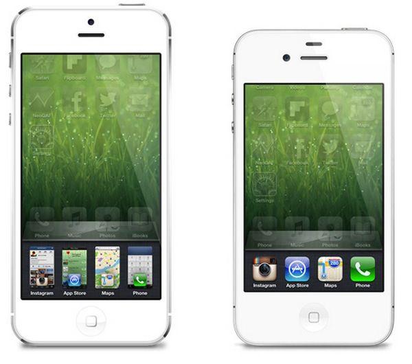 Какой должна быть многозадачность в iPhone 5 [Концепт]