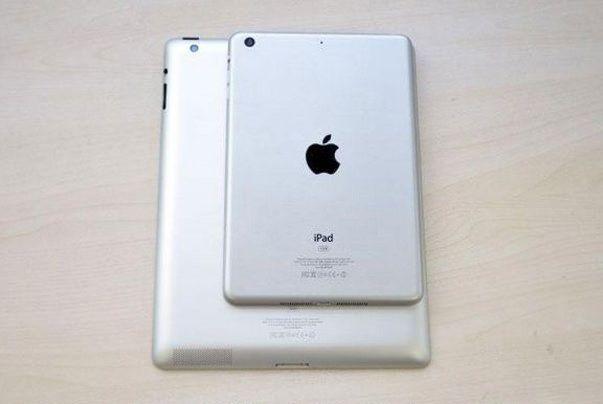 iPad mini поступил в массовое производство