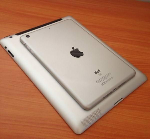 iPad mini выйдет только в Wi-Fi версии