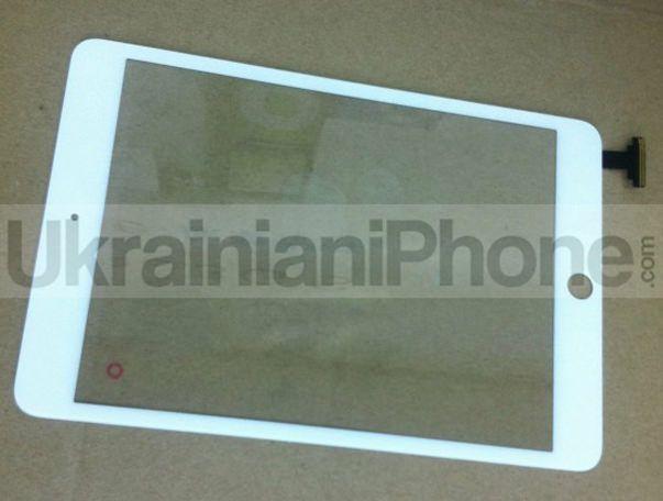 Фото комплектующих iPad mini попали в сеть