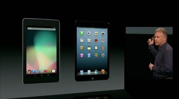 Более узкие боковые панели iPad mini заставили Apple усовершенствовать дисплей